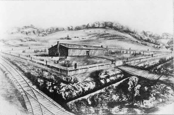 Rock Island Civil War Prison